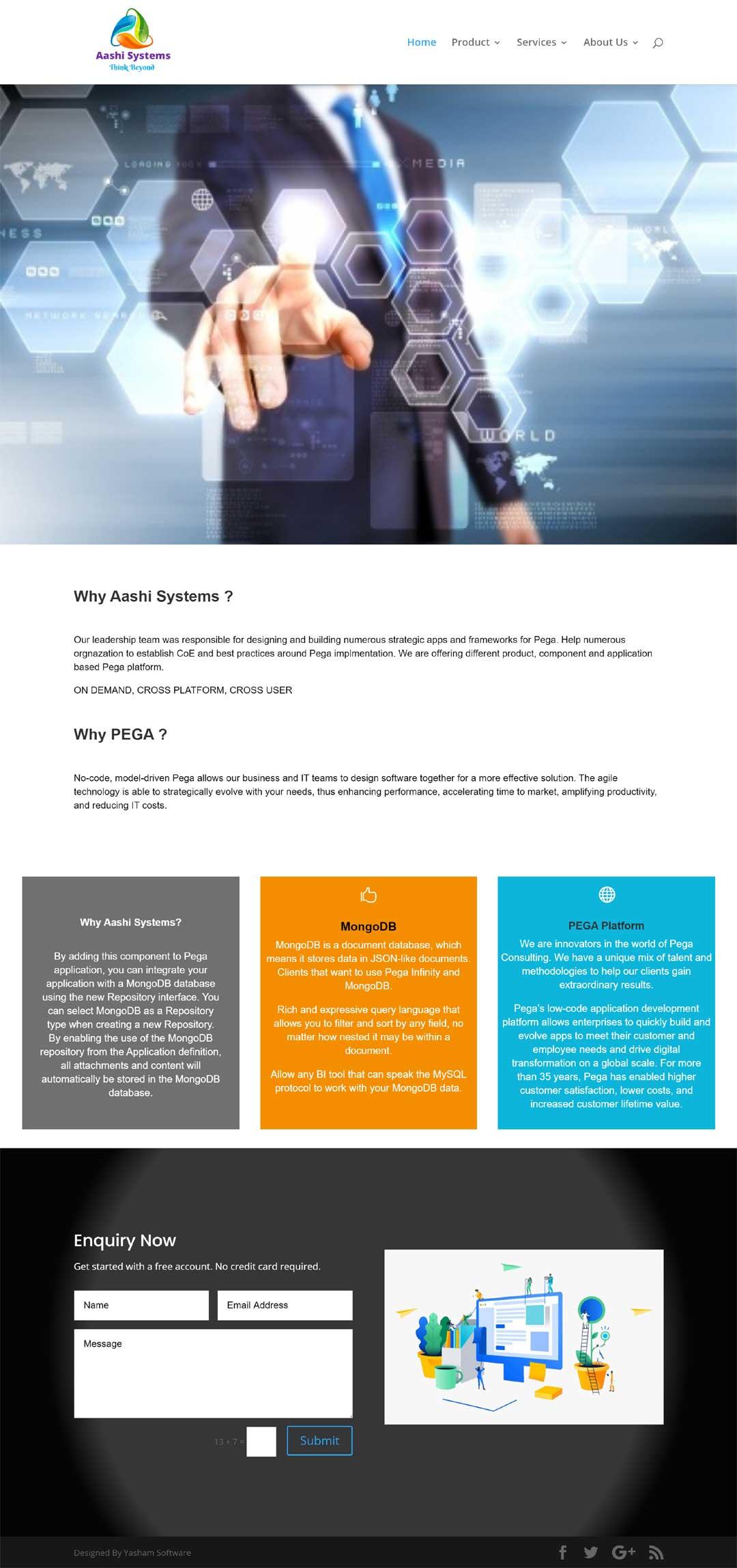 aashisystems.com